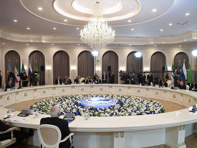 На встрече в Актау подписали конвенцию о правовом статусе Каспийского моря - ОБНОВЛЕНО