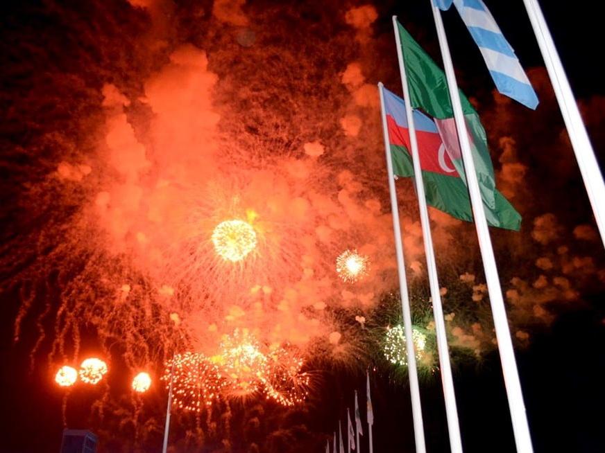 Состоялась торжественная церемония закрытия «Армейских международных игр-2018» - ФОТО