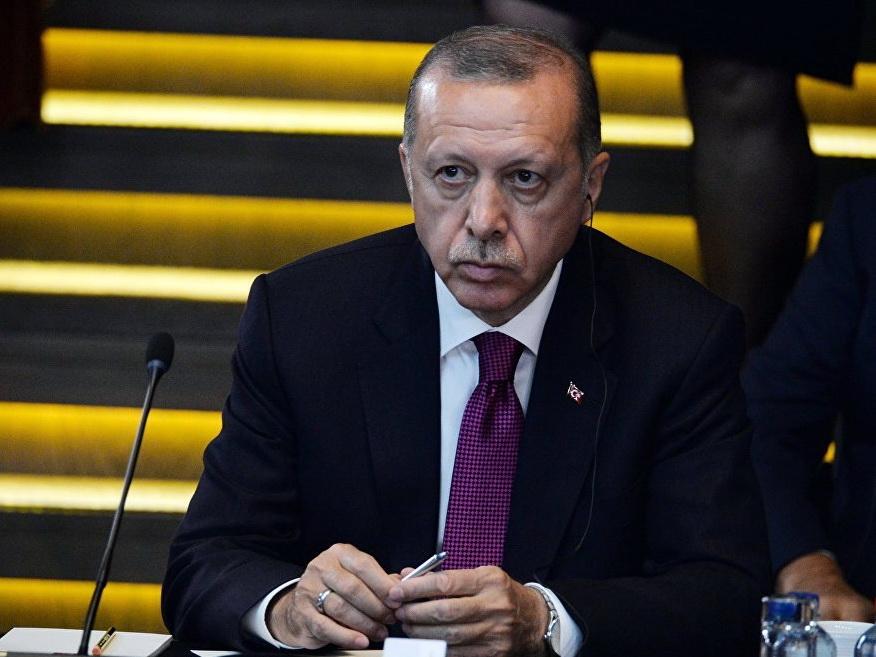Эрдоган рассказал об ответе Турции на торговую войну США