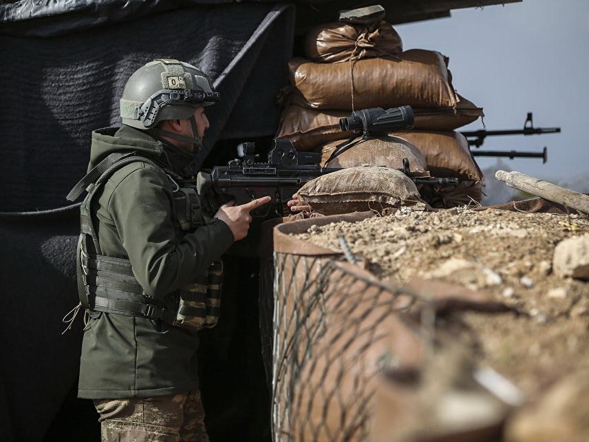 Турция готовится к новым операциям в Сирии