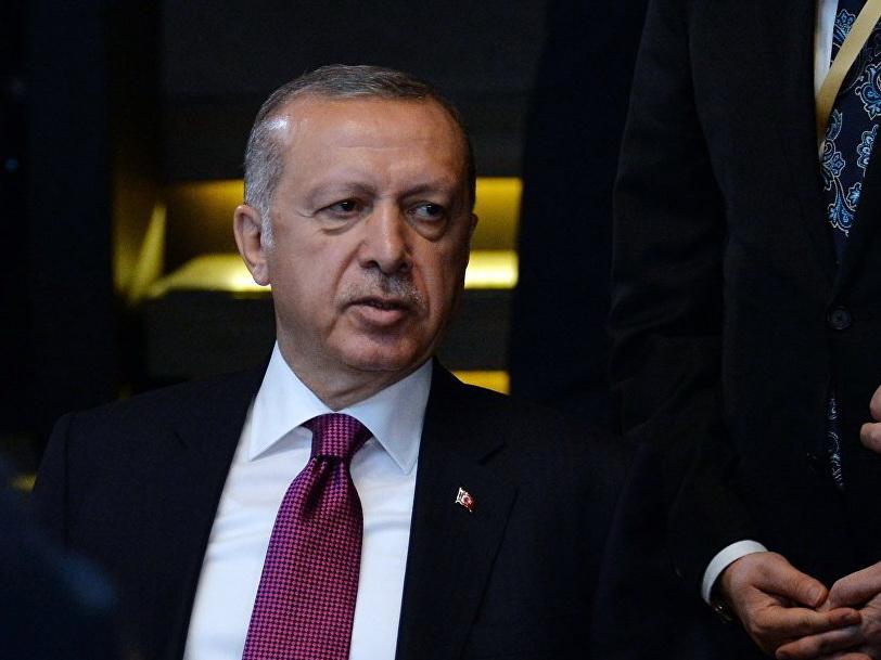 Эрдоган оценил кризис в отношениях между Турцией и США
