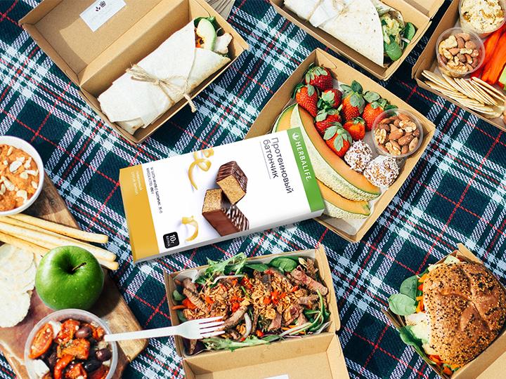 Летний пикник: Отдых с пользой для организма