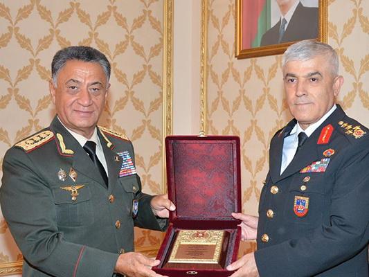 Рамиль Усубов: Азербайджан придает большое значение расширению сотрудничества с МВД Турции - ФОТО