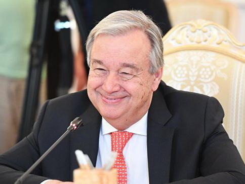 Генсек ООН приветствует подписание конвенции по Каспию