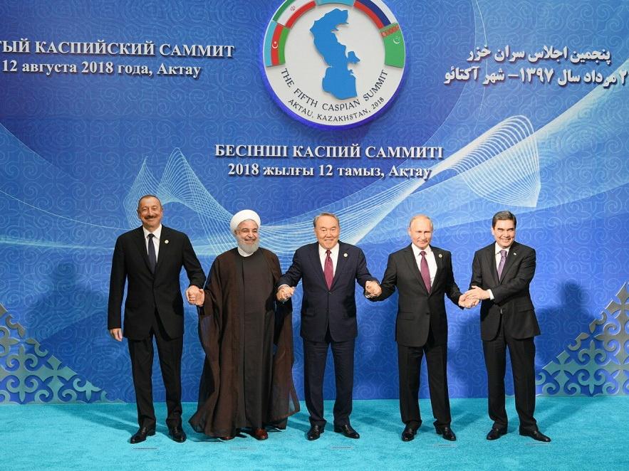 Особый статус: как пять президентов написали новую историю Каспия