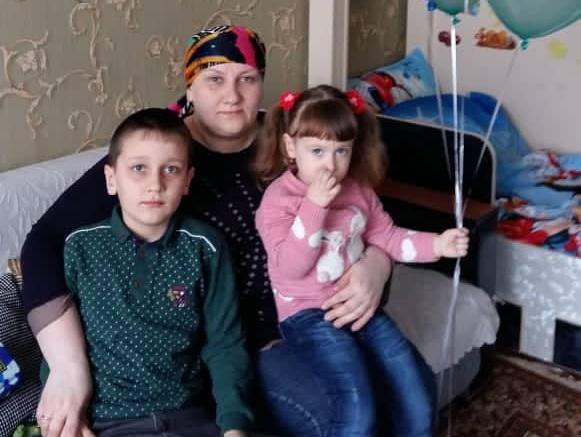 Призыв о помощи. «Я только вздохнула, но… рак вернулся. А я хочу вернуться к детям» - ФОТО