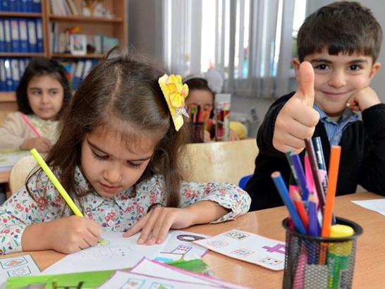 В Азербайджане стартовал прием документов в дошкольные группы общеобразовательных учреждений