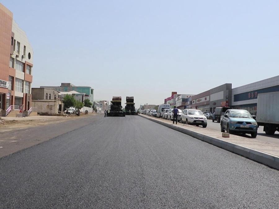 Выделено 20,1 млн манатов на реконструкцию проспекта Бабека в Баку