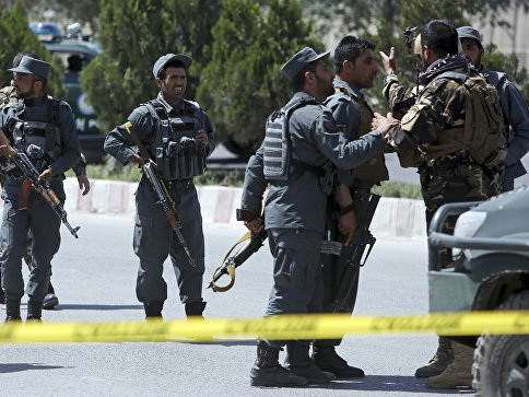 Число погибших при взрыве в Кабуле увеличилось до 48 человек