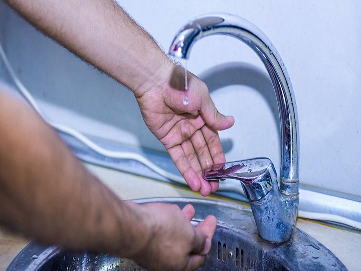 Сегодня будет ограничена подача воды в трех районах Баку