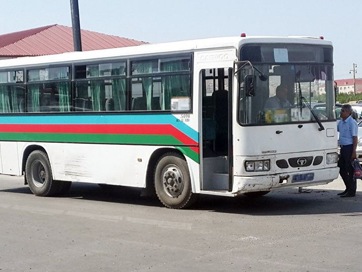 Снижена цена проезда на автобусе Баку - Сумгайыт