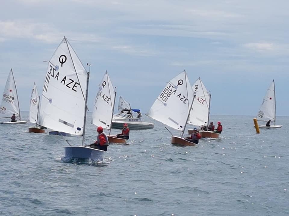 Азербайджанские яхтсмены успешно выступили на международном соревновании, завоевав множество наград - ФОТО