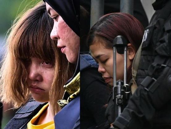 Девушки, убившие брата Ким Чен Ына отравленным платком, предстанут перед судом