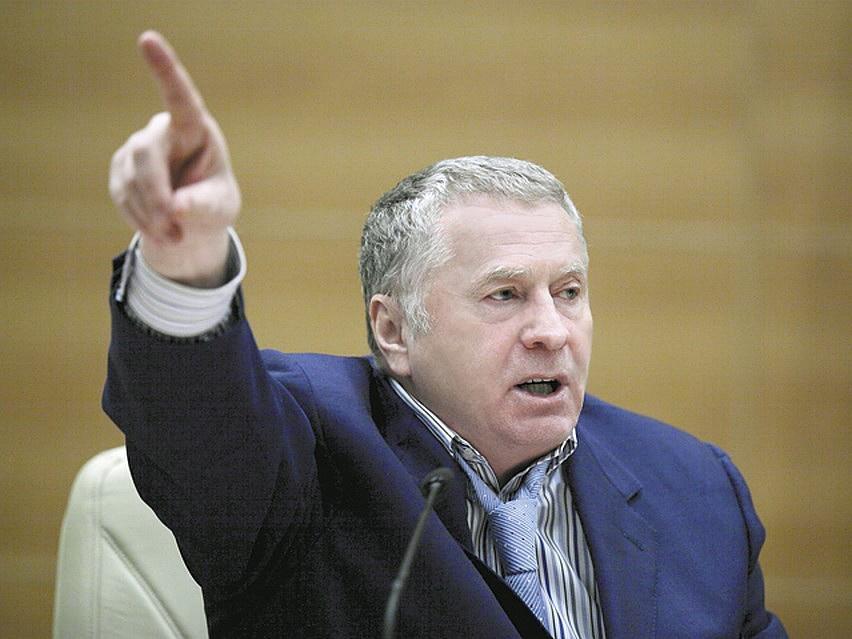 Жириновский: «И Крым наш, и Карабах»