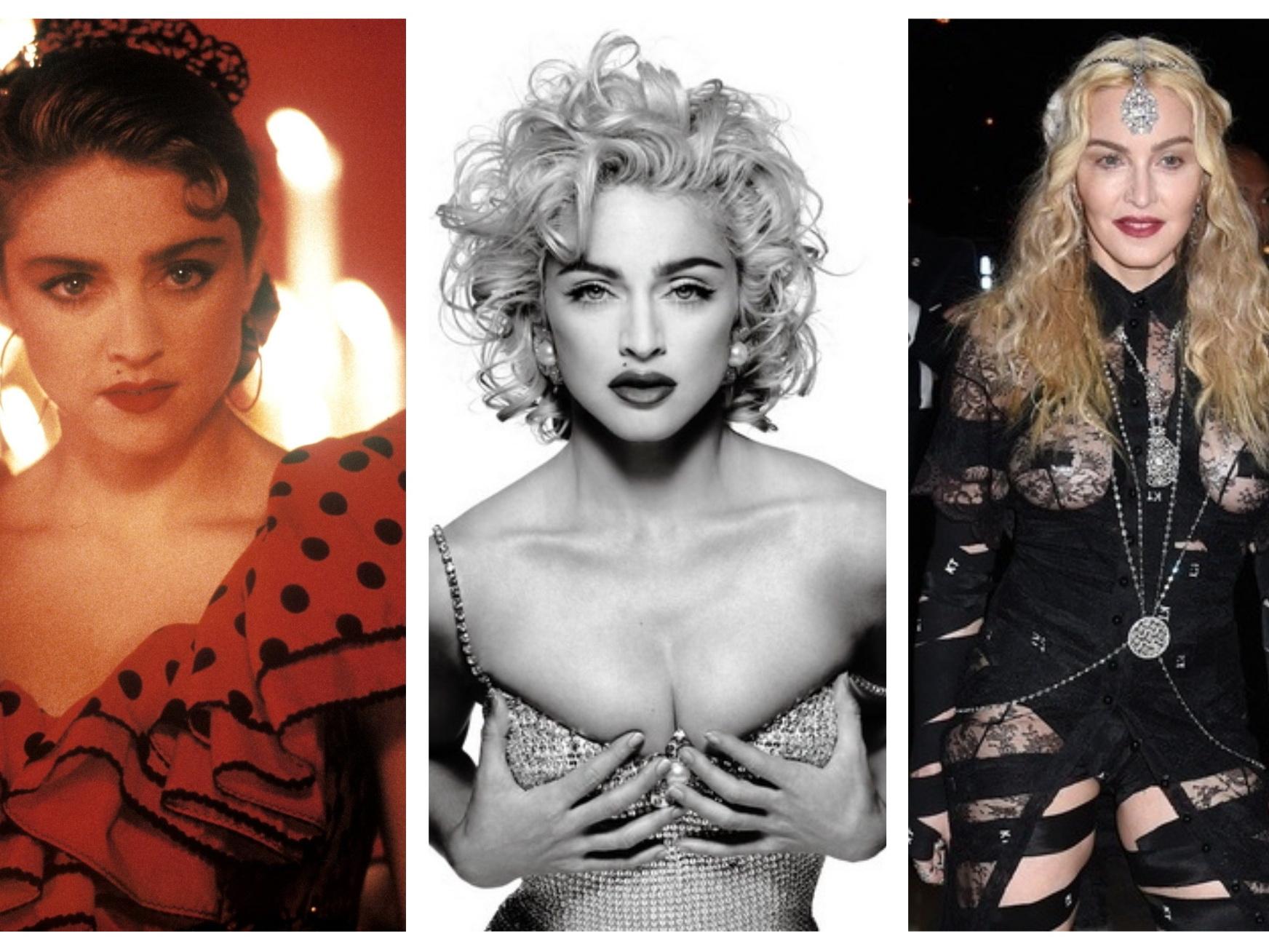 Мадонна отмечает 60-летие: как менялась мировая поп-королева за годы творчества - ФОТО -  ВИДЕО