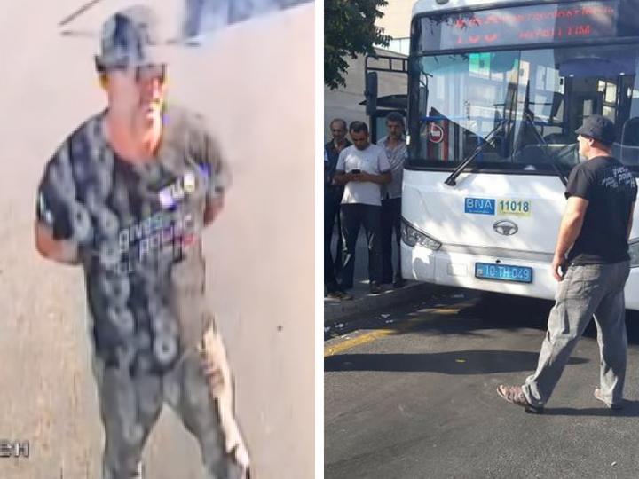В Баку появился «автобусный маньяк», угрожающий смертью пассажирам – ФОТО - ВИДЕО