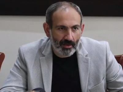 Никол Пашинян дал указания армянскому народу