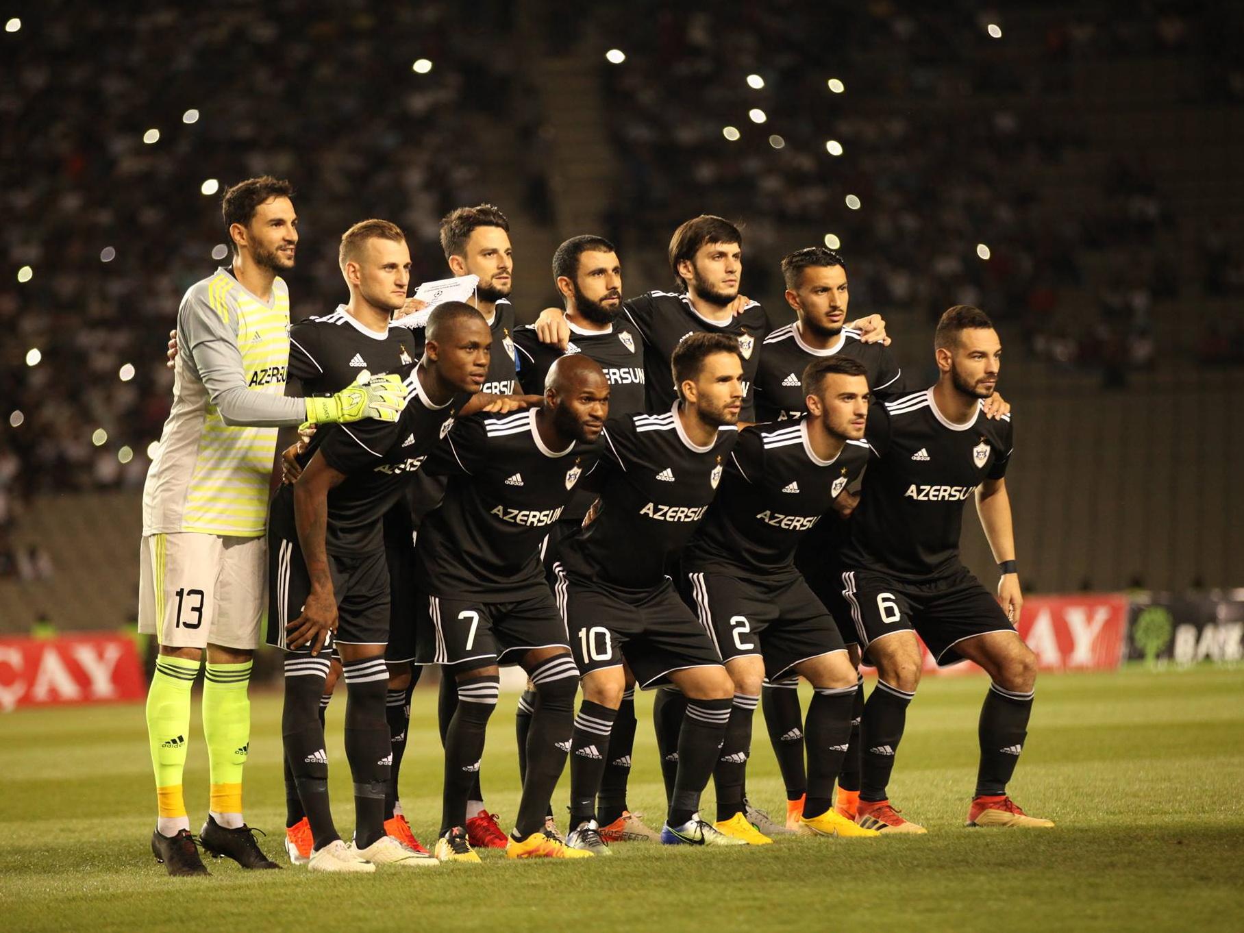 «Карабах» снова сыграет с «Шерифом»