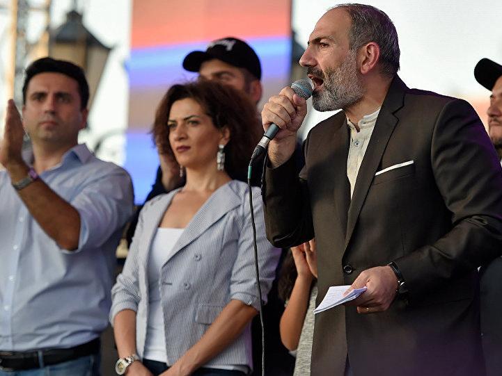 Пашинян: За три месяца в Армении собрано на 28,8 млрд драмов налогов больше