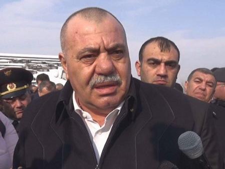 Арест Манвела Григоряна продлен еще на два месяца