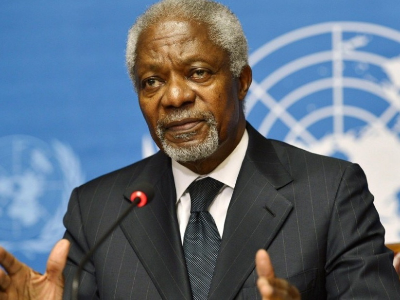 Скончался бывший генсек ООН