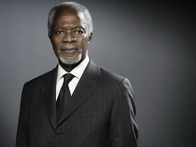 В Гане объявили траур из-за кончины экс-генсека ООН Аннана