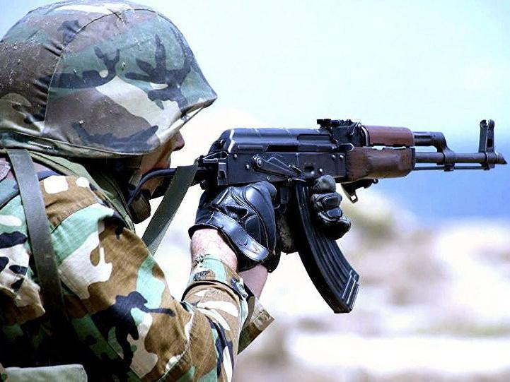 ВС Армении нарушили режим прекращения огня 81 раз с использованием крупнокалиберных пулеметов