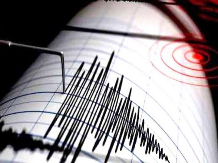 В Сальяне произошло землетрясение