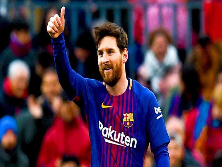 Месси стал автором 6000-го гола «Барселоны» в Примере - ВИДЕО