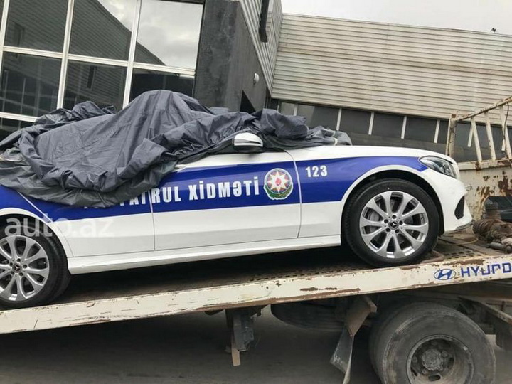 Дорожная полиция Баку меняет BMW на Mercedes – ФОТО – ВИДЕО