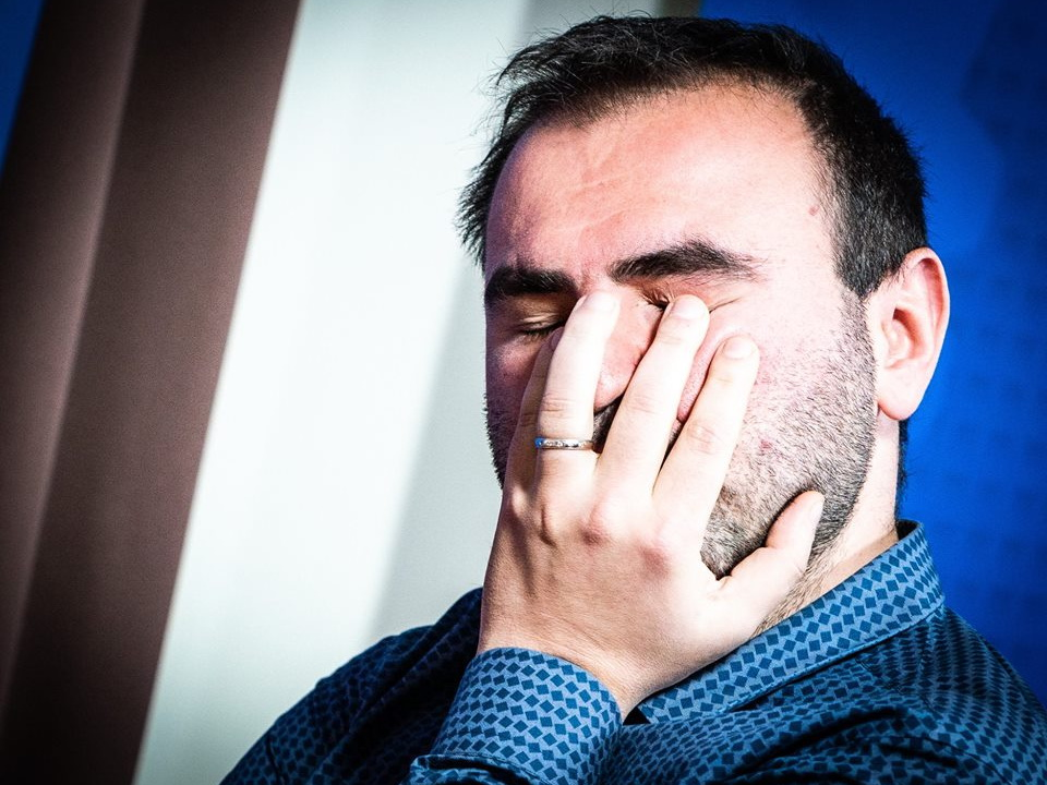 Шахрияр Мамедъяров: «На все турниры я езжу за свой счет. В Азербайджане для меня не находится ни одного спонсора»