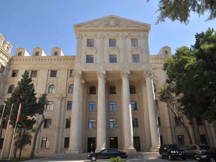 МИД Азербайджана приветствует соответствующее решение Гренобльского административного суда Франции
