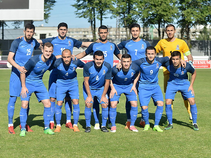 Сборная Азербайджана сыграла вничью с Мальтой - ВИДЕО - ОБНОВЛЕНО