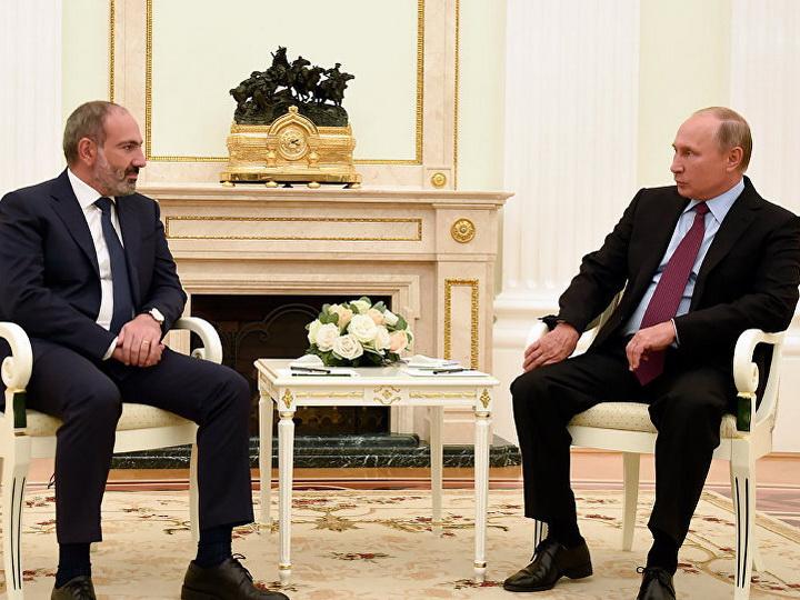 Встреча Пашиняна с Путиным показала: так просто Армении от России никуда не деться – ФОТО – ВИДЕО
