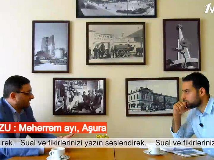 Гаджи Шахин о месяце Магеррам, традициях и Ашуре - ВИДЕО