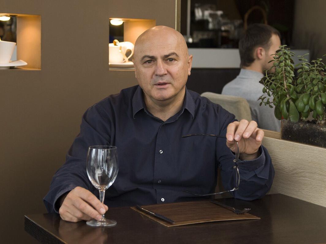 Джордж Костич: «Азербайджанцы – очень умный народ. Из них можно вырастить элитных профессионалов» - ФОТО