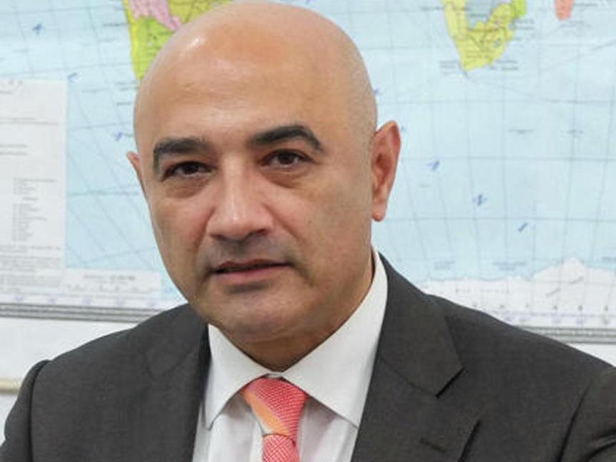 Тофик Аббасов о перепалке с армянскими журналистами в Тбилиси по Карабаху