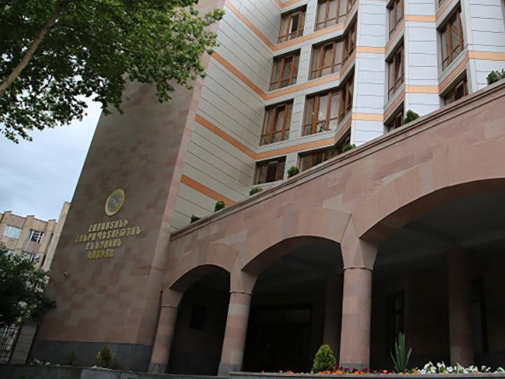 Следственный комитет Армении расследует скандальную прослушку