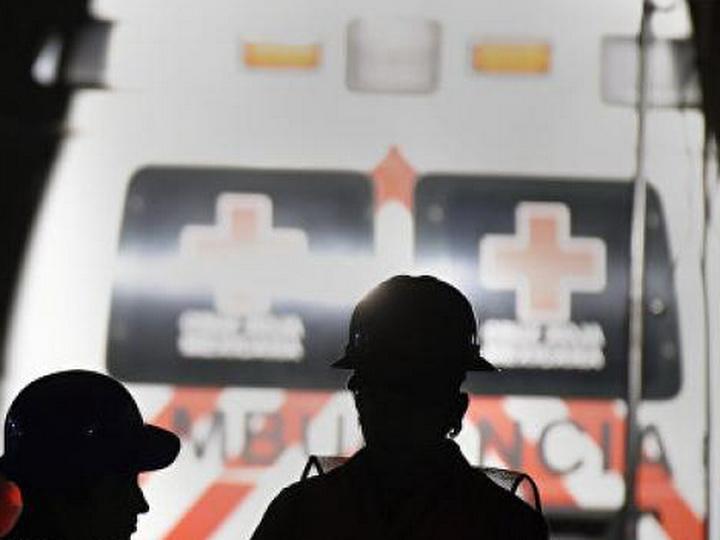 В Мексике около тысячи семей эвакуировали из-за утечки газа