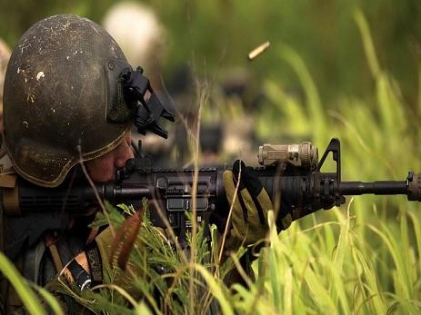 Silahlar susmur: düşmən iriçaplı pulemyotlardan kəndlərimizi atəşə tutub
