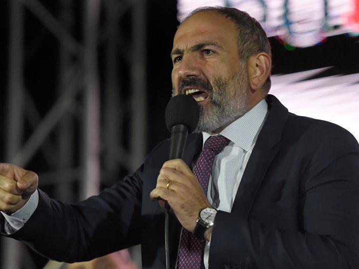 Психоз Пашиняна: Скандал с прослушкой довел премьера Армении до нервного срыва - ВИДЕО