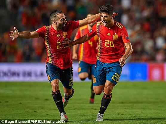 Сборная Испании разгромила Хорватию в матче Лиги наций со счётом 6:0 - ФОТО - ВИДЕО