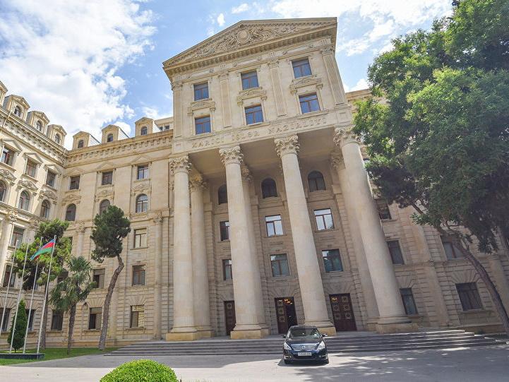 Баку ответил на «объявление» Арменией войны Азербайджану