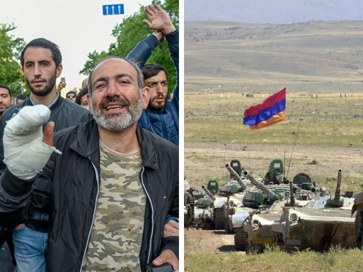 Никол Пашинян посылает месседж: война вместо долгожданного мира