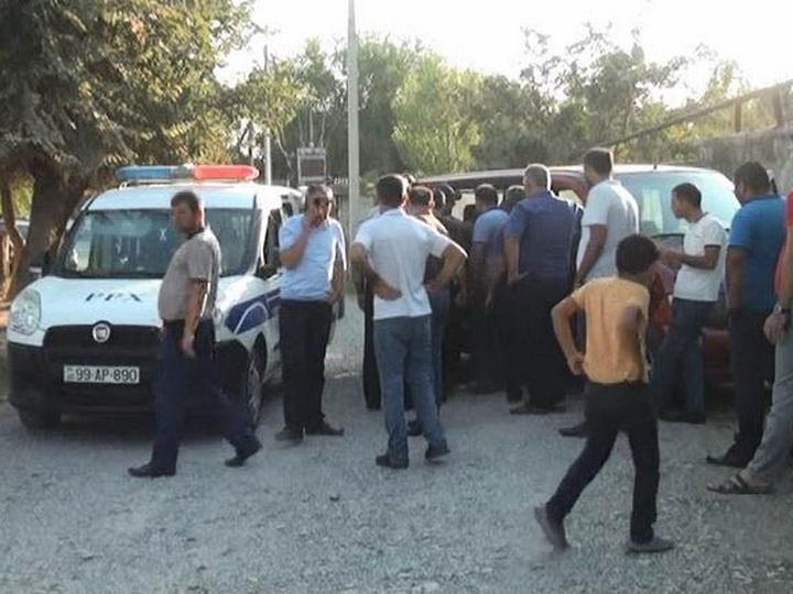 В Азербайджане муж выстрелил в супругу - ФОТО