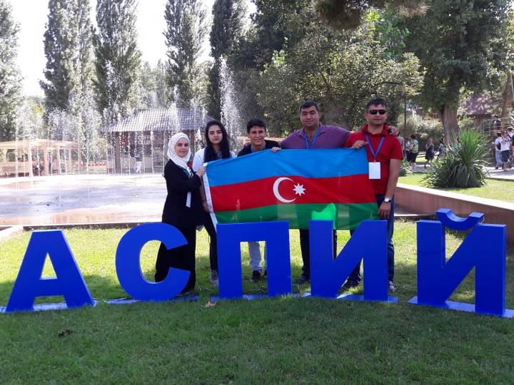 Молодежный форум «Каспий-2018»: азербайджанская делегация готова к работе – ФОТО