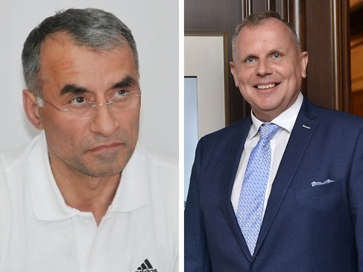 Снят с должности глава футбольных судей Азербайджана Хагани Мамедов, на его место назначен иностранец-рефери FIFA - ФОТО