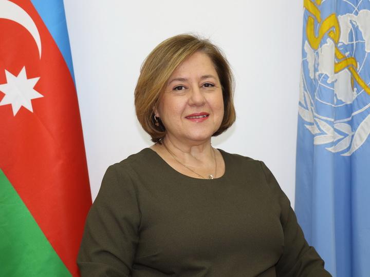 Турчанка возглавила представительство ВОЗ в Азербайджане – ФОТО