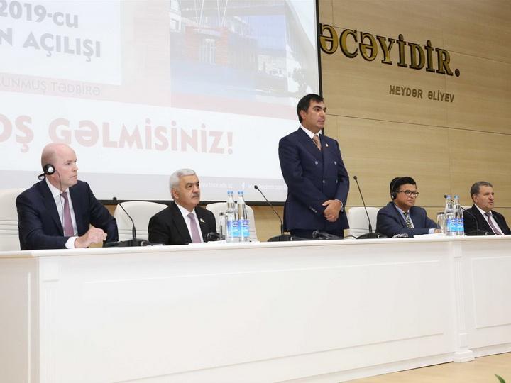В БВШН состоялось мероприятие, посвященное началу нового учебного года - ФОТО