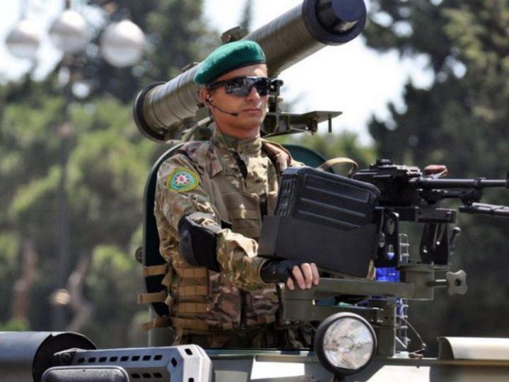 Азербайджан начинает репетицию уничтожения армянских войск в Нагорном Карабахе